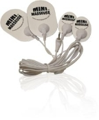 (04) Mini Masseuse Pro Series Dual Adapter