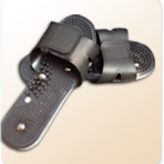 (08) MM Power Massage Sandals-Click image for description